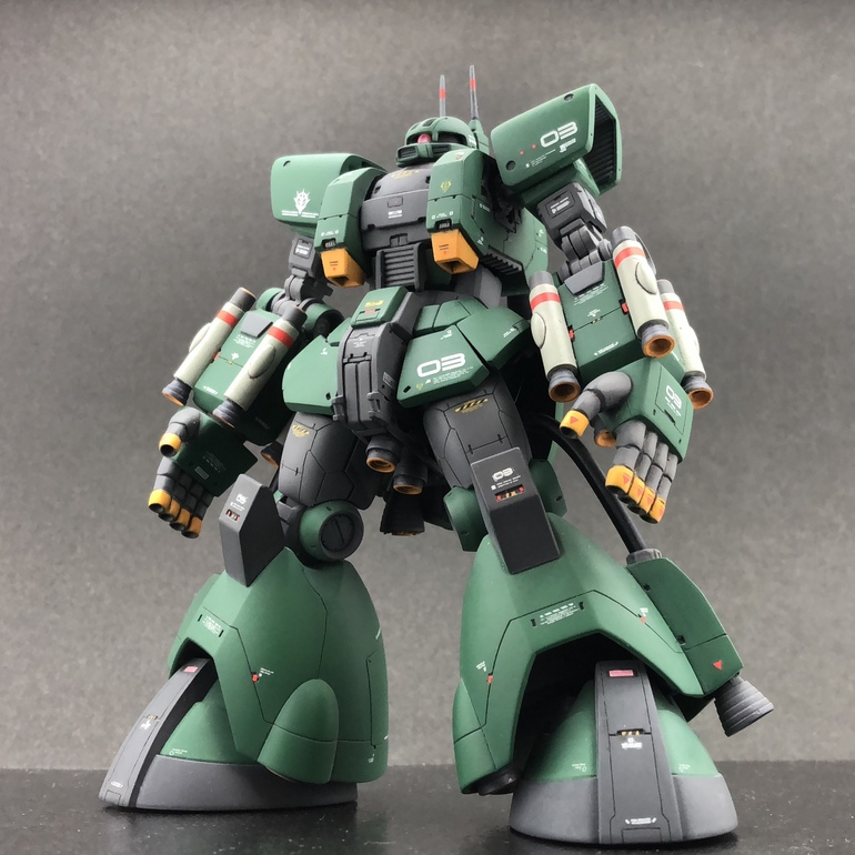 "Custom Build: HG 1/144 MS-06Z Psycommu System Zaku ""BISHOP"" - Gundam Kits Collection News and Reviews"