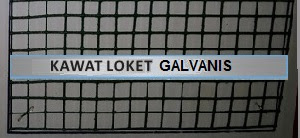 SPESIFIKASI KAWAT LOKET GALVANIS | Produksi Kawat Loket