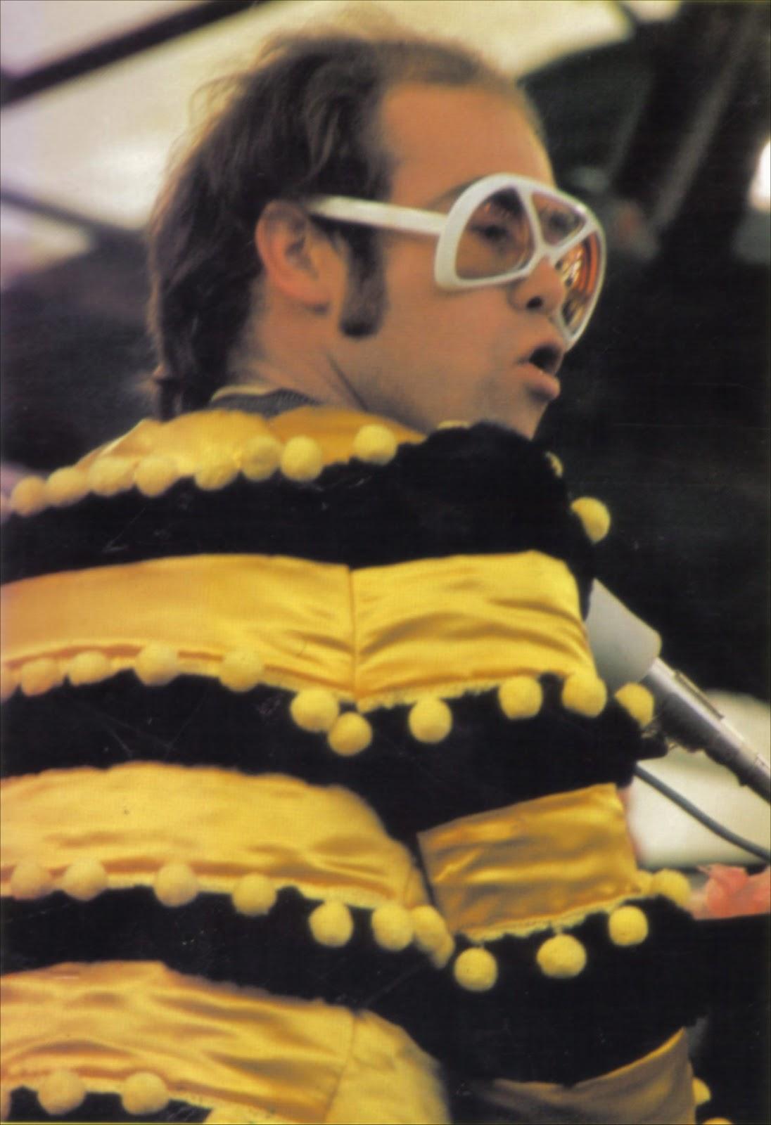 Rock On Vinyl Elton John Unauthorised Rocket Man Vol 2
