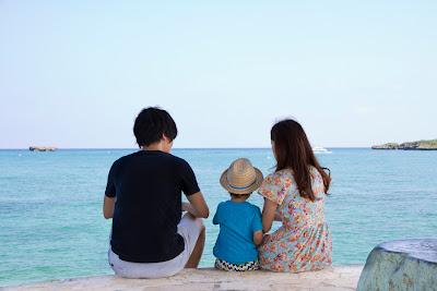 沖縄ビーチ出張撮影