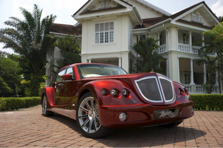 Bufori Malaysia's Rare Handmade Luxury Car