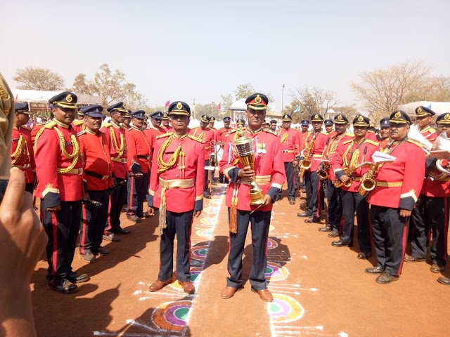 राजधानी रायपुर एक अगस्त को  गूंज उठेगी देशभक्ति की धुनों से