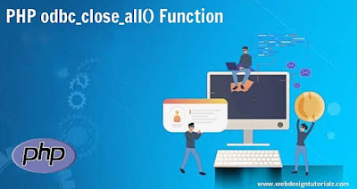 PHP odbc_close_all() Function