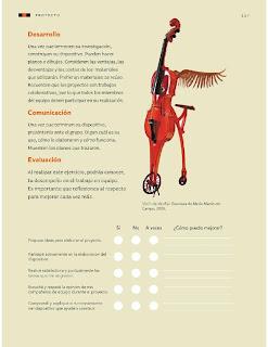 Apoyo Primaria Ciencias Naturales 3ro Grado Bloque IV Proyecto Construcción de dispositivos musicales y magnéticos