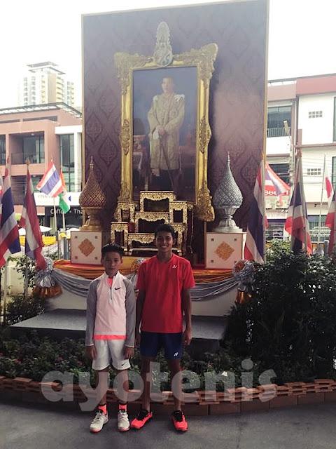 Kalahkan Chen Hui Ho, Faried Widya Melangkah ke Perempat Final ATF Thailand