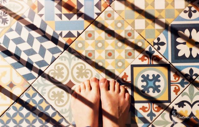 azulejos, bose stopy