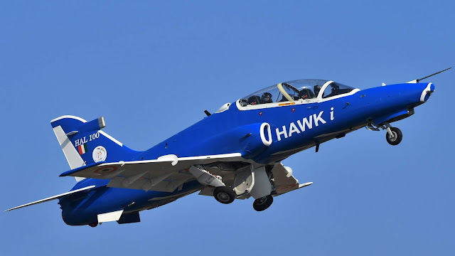 HAL 100 Hawk-i Aircraft Upgrade Programme - Indian Air Force - IAF - 001
