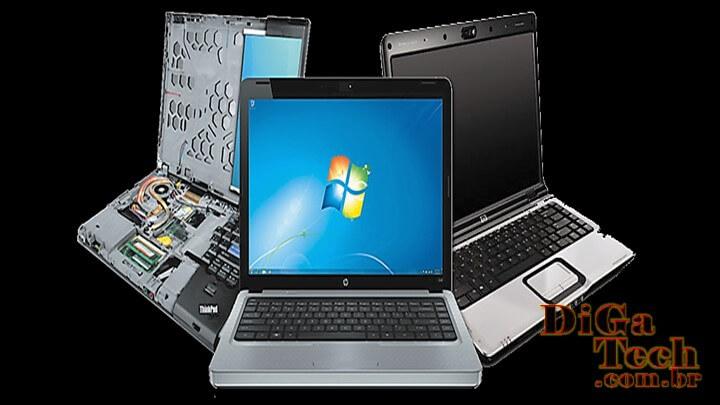 Fature alto manutenção notebook