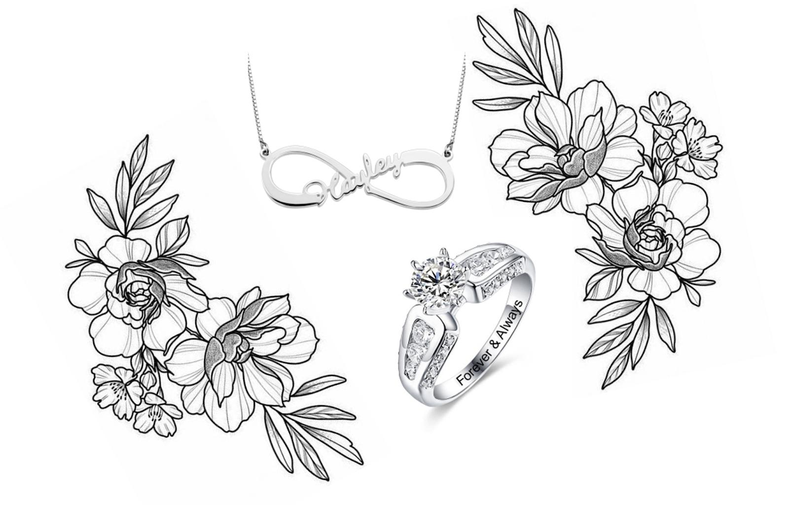 Personalizowana biżuteria - pamiątka pełna wspomnień