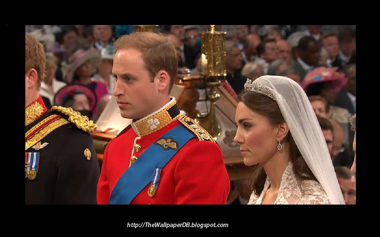 Prince William And Kate Wedding HD Wallpaper