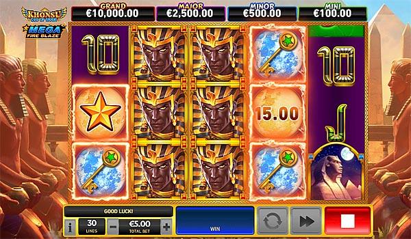 Main Gratis Slot Indonesia - Khonsu God Of Moon Mega Fire Blaze Jackpots Playtech