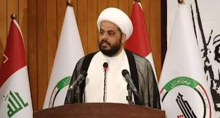 الشيخ الخزعلي مهنئاً بتحرير الموصل: العراقيون كانوا على ثقة تامة بالوصول الى هذه اللحظة من الأنتصارات