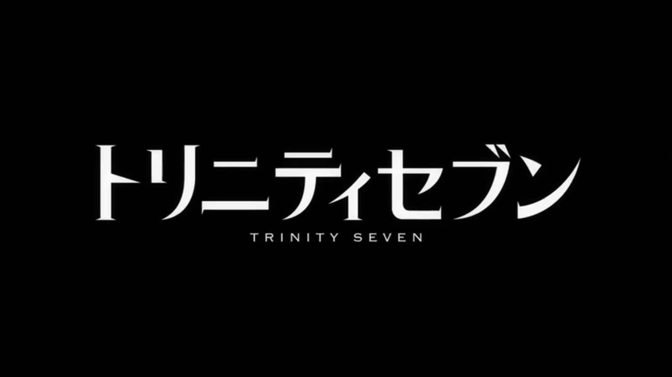 Review Anime Trinity Seven