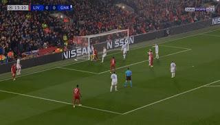 اهداف مباراة ليفربول وجينك (2-1) دروي ابطال اوروبا
