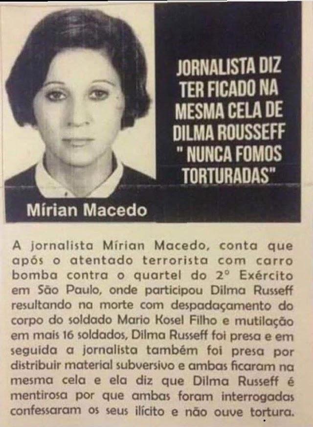 Por que  Maia, Lula, Moro e Ciro saíram em defesa de Dilma Rousseff?