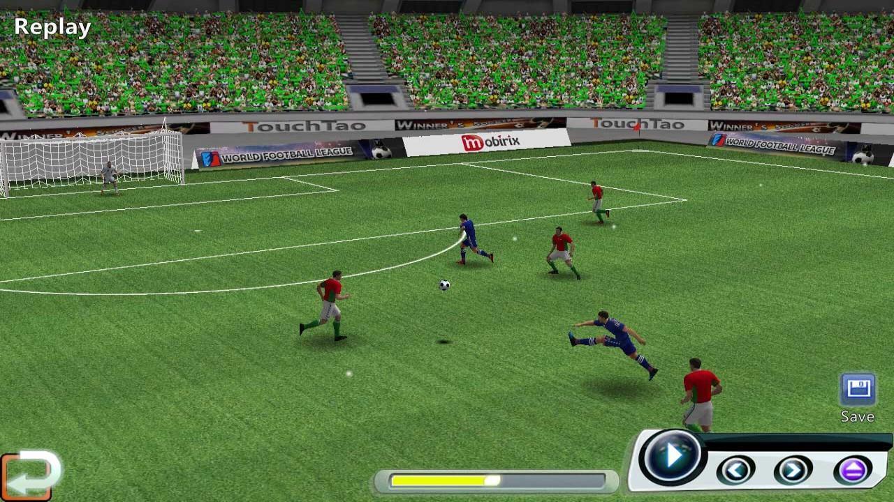 5 Game Sepak Bola Offline Paling Seru di Android - Miuiku