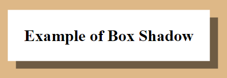 box shadow css | All About CSS Box Shadow