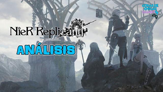Análisis de NieR Replicant ver.1.22474487139 para PlayStation 4