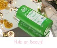 'huile de beauté universelle biovive