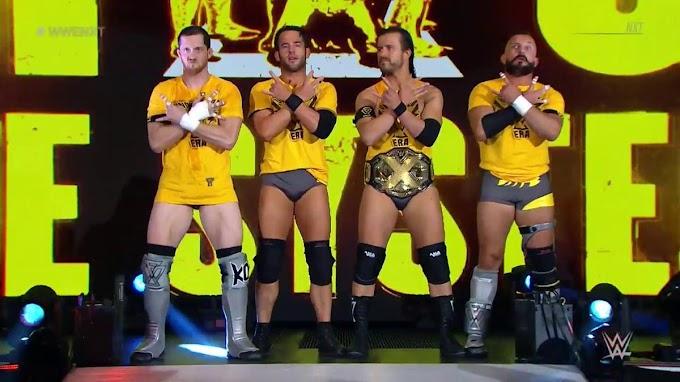 Replay: WWE NXT 19/06/2019