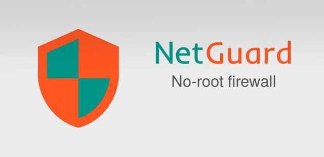 NetGuard – no-root firewall v2.275 Pro