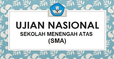 Latihan Soal Simulasi 2 dan 3 (Gladi Bersih) UNBK SMA dan Jawaban 2019