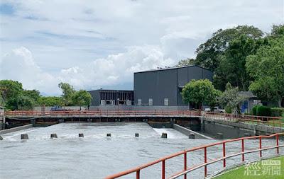 關山小水力發電廠年底併聯 可供千戶用電