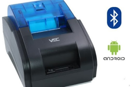 Instalasi printer Thermal VSC 58MM TM-58UB
