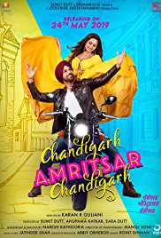 Chandigarh Amritsar Chandigarh 2019  Full Movie Download HD Hindi