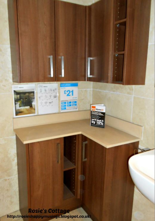 Cooke & Lewis Bathroom Furniture