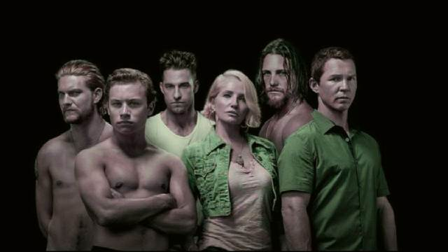 Animal Kingdom 5 cast