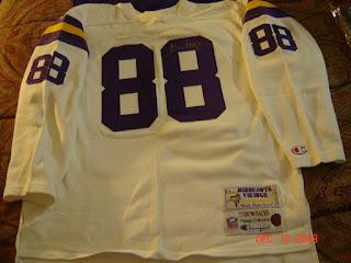 Minnesota Vikings Alan Page Champion Throwbacks jersey