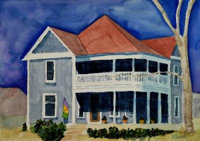 Round Rock Historic Home - John Keese