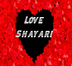 Hindi Love Shayari For Girlfriend