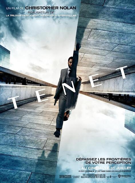 Film Tenet L'Agenda Mensuel - Juillet-Août 2020