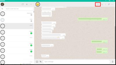 Cara Video Call Whatsapp lewat Laptop 2