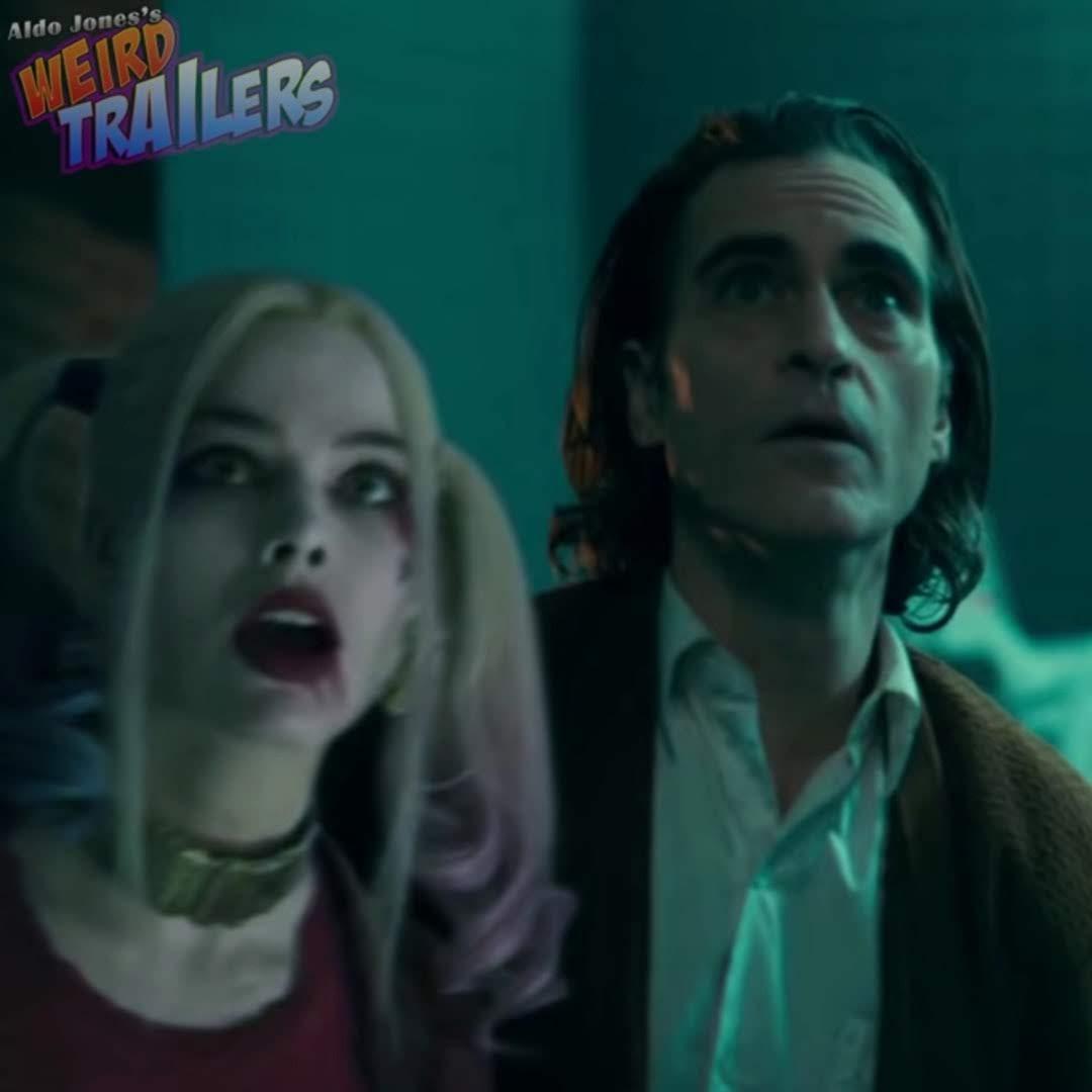 Joker Weird Trailer : ホアキン・フェニックス主演のシリアスな「ジョーカー」を抱腹のおバカ映画に変えてくれたパロディの予告編 ! !