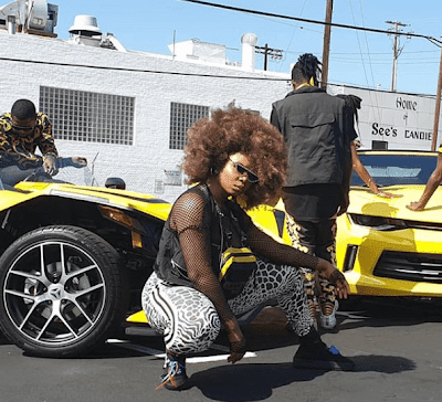 AUDIO | Yemi Alade - Vibe | Download New song