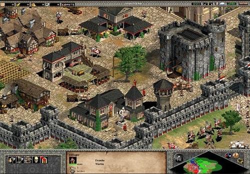 Các loại nhà có vai trò vô cùng quan trọng chỉ trong trò chơi Age of Empires