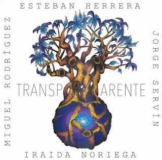 "Esteban Herrera Trío & Iraida Noriega: ""Transparente"" / stereojazz"