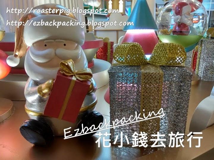 將軍澳商場聖誕燈飾