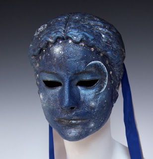 Nyx Mask By Cyndy Salisbury Image credit: Hermetic Library Blog Archives