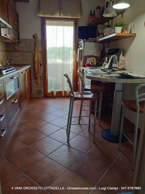 foto cucina Appartamento viale Repubblica Dominicana, Grosseto