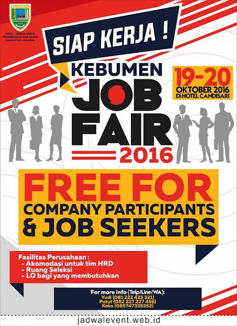 Kebumen Job Fair