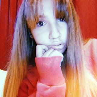 Kiara Saleno 15 años