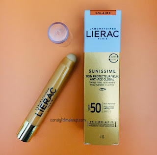 Sunissime Soin Protecteur Yeux di Lierac recensione