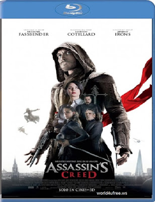 Assassins Creed 2016 Dual Audio BRRip 480p 200mb HEVC x265