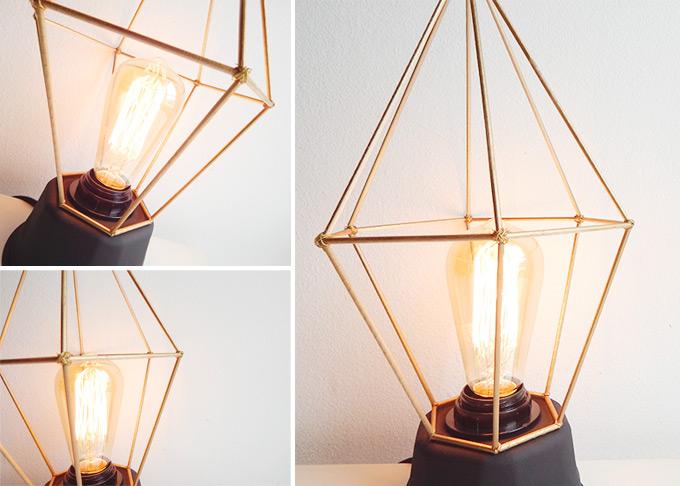 diy-lampara-de-mesa-geometrica