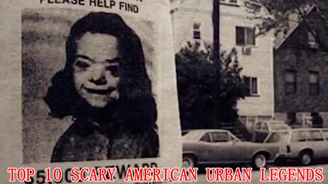 Scary American Urban Legends