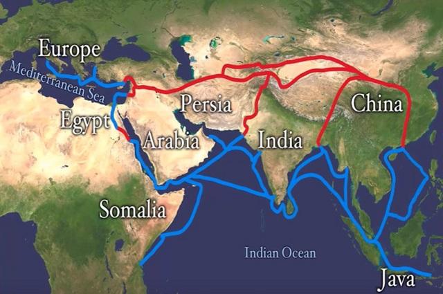 karakteristik samudra hindia